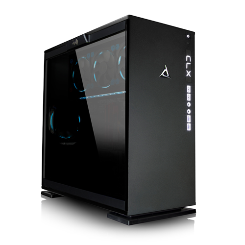 CLX GAMING PC Intel i7-8700 3.2GHz (6 Cores) 16GB DDR4 2TB HDD & 240SSD NVIDIA GeForce GTX 1070 8GB GDDR5 Win 10 64-Bit