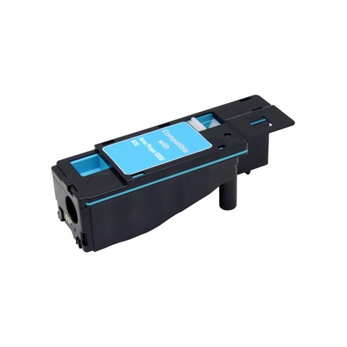 ColorBlack® Premium Compatible Xerox 106R01627 Cyan Toner Cartridge 1000 Page Yield for Phaser 6000, 6010; Workcentre 6015