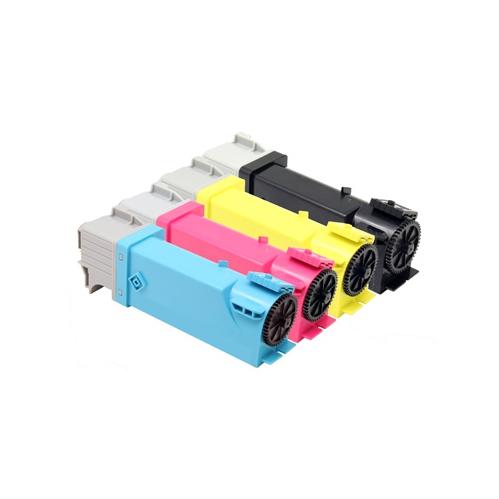 COLORBLACK® 4 Couleurs Premium Remplacement de Xerox 106R01597 106R01594 106R01595 106R01596 Toner Cartridge pour Xerox 6500 6505