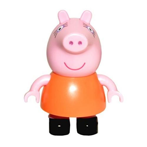 Mummy Pig 'Pretty in Pink' Waist Tie T-Shirt – Official Peppa Pig ...
