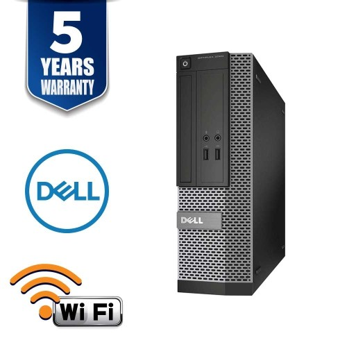 DELL OptiPlex 3020 MT I5 4570 3.2 GHZ 8GB 500GB DVD/RW WIN10 PRO 3YR - Refurbished