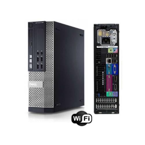 DELL OPTIPLEX 980 DT I5 650 3 2 GHZ 8GB 250GB DVD/RW WIN10 PRO 5YR WTY USB  WIFI BLUETOOTH- Refurbished