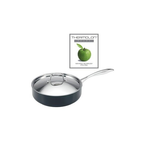 Green Pan Stockholm Covered Saute Pan - 9.5 Inch