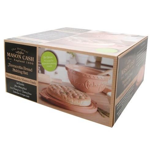 Mason Cash Terracotta Bread Baking Set  sc 1 st  Best Buy Canada & Mason Cash Terracotta Bread Baking Set : Bakeware Sets - Best Buy ... Aboutintivar.Com