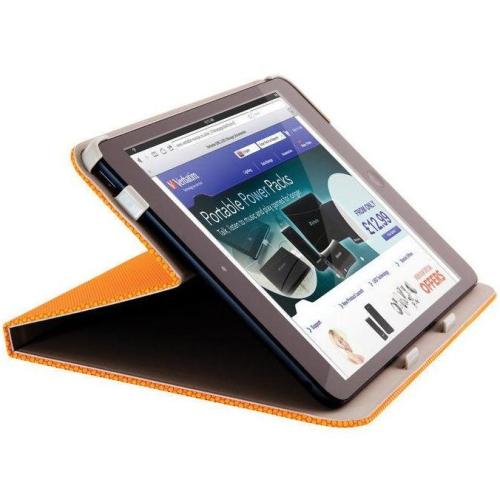 Verbatim 98102 Folio Case for iPad Mini - Orange
