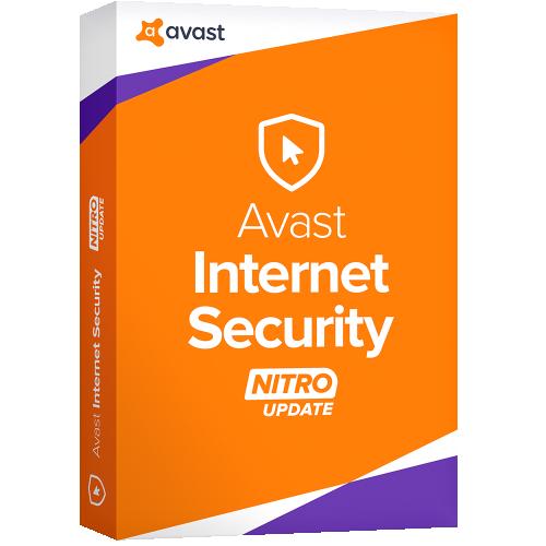 1Yr/3PC Avast Internet Security Global Keycard