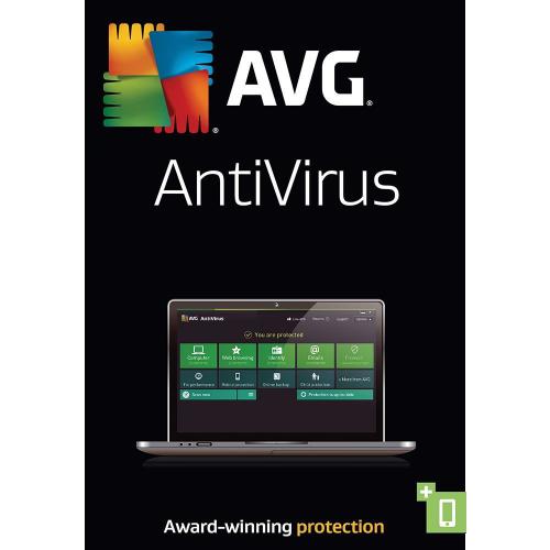 1Yr/1PC AVG AntiVirus Global Keycard