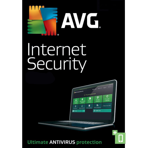 5Yr/3PC AVG Internet Security Global Keycard