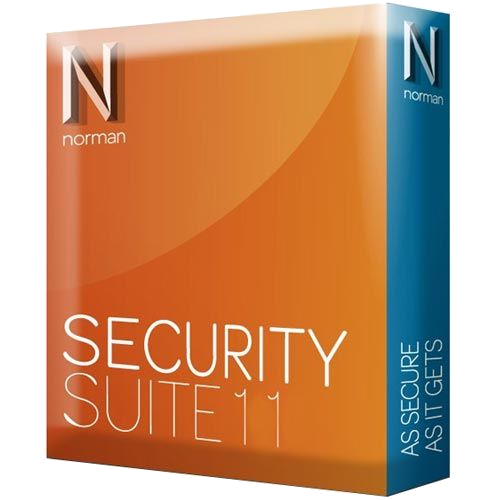1Yr/3PC Norman Security Suite Keycard