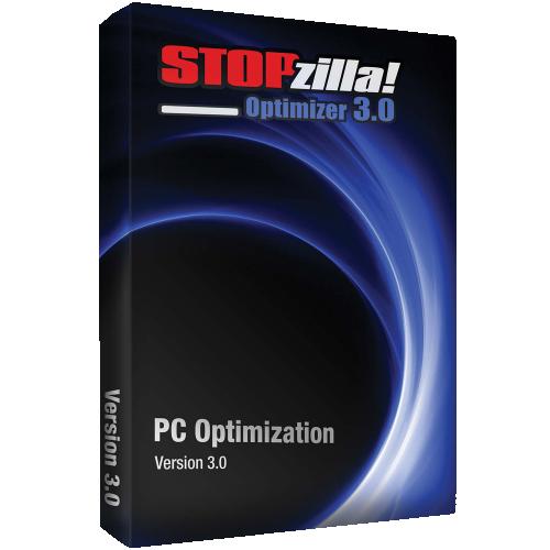 1Yr/2PC iS3 STOPzilla Optimizer 3.0 Keycard