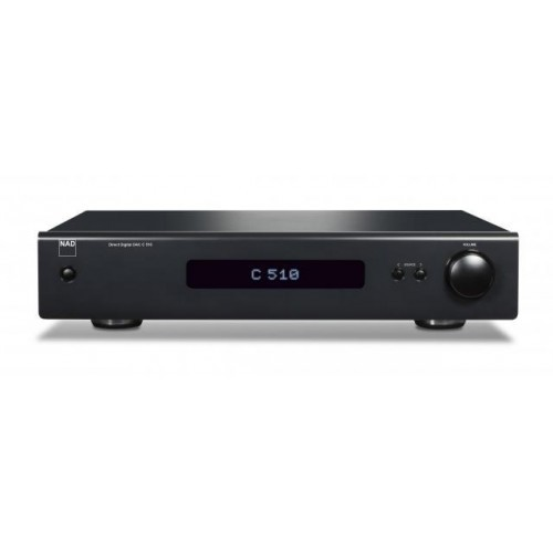 NAD C 510 Direct Digital Preamp DAC 35-bit