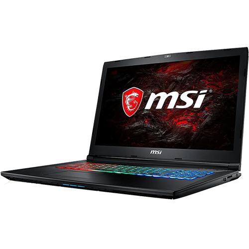 "Bundle MSI GP72MVR 7RFX-620CA 17.3"" GTX 1060 3GB Windows 10 Gaming Laptop"