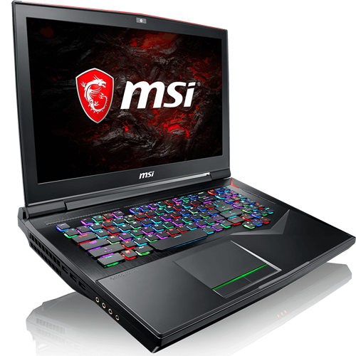 "Ensemble Portable de Jeu MSI GT75VR 7RF-036CA 17.3"" GTX 1080 8GB Windows 10"