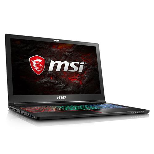 "Bundle MSI GS63VR 7RF-446CA 15.6"" GTX 1060 6GB Windows 10 Gaming Laptop"
