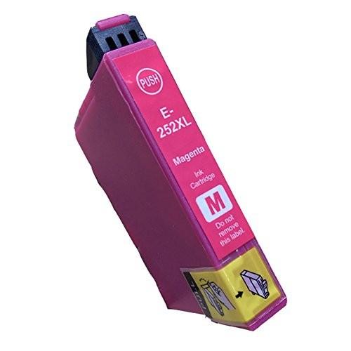 Epson T252XL320 Nouvelle Cartouche D'encre Compatible Magenta - Haute Capacité (252XL)