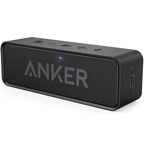 Anker SoundCore - Portable Bluetooth Wireless Speaker - Black