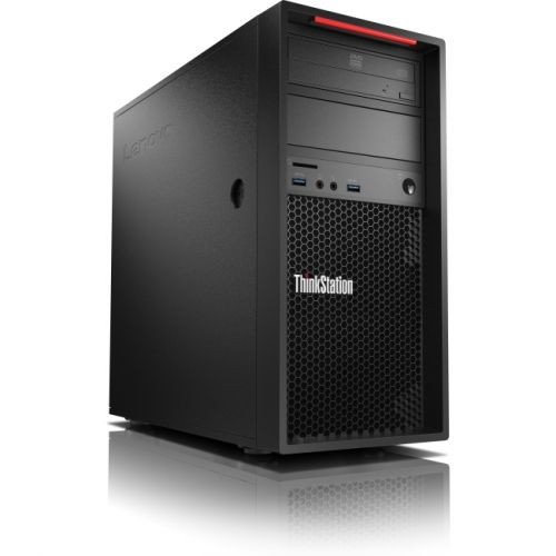 Lenovo ThinkStation P320 30BH002CUS Workstation - 1 x Intel Core i3 (7th Gen) i3-7100 Dual-core (2 Core) 3.90 GHz - 8GB DDR4