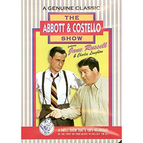 ABBOTT COSTELLO SHOW VOL 1 2006DVD Comedy