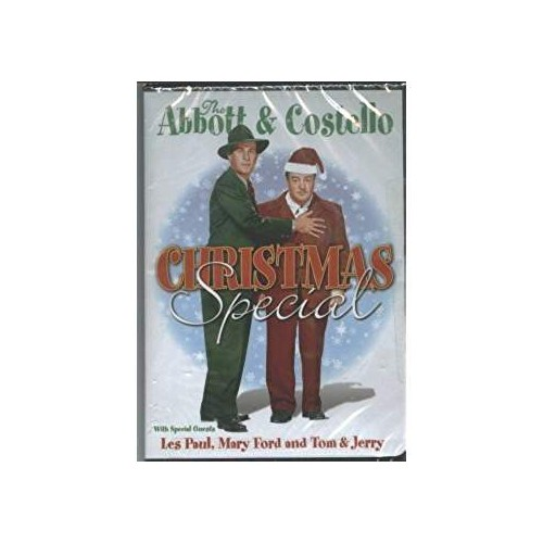 ABBOTT AND COSTELLO CHRISTMAS SPECIAL (2002)(DVD)