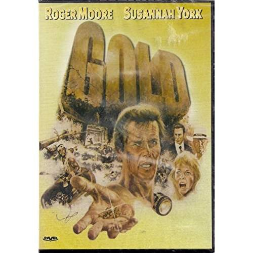New! GOLD - DVD (2005) GOLD / ZING (2005) - Online Only