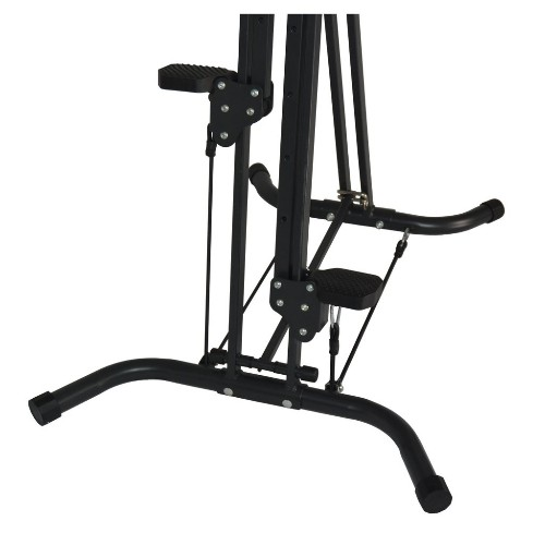 Home Exercise Equipment Stepper: XR Vertical Climber Workout Stepper Cardio Exercise