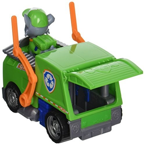 paw patrol rocky s recycling truck toy cars other vehicles