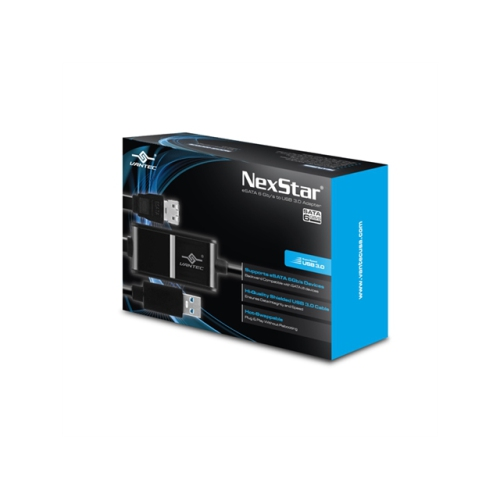 Vantec NexStar eSATA 6Gb/s to USB 3.0 Adapter (CB-ESATAU3-6)