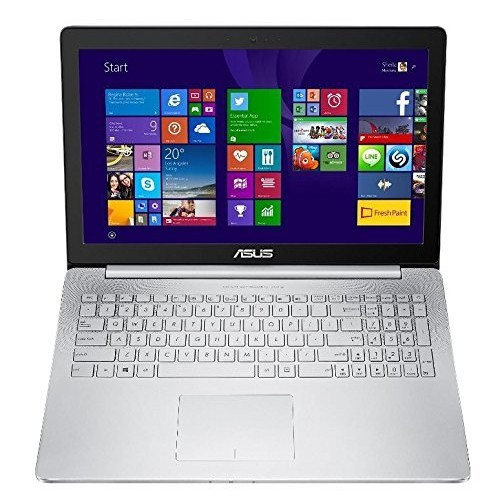 ASUS Zenbook UX501JW-DH71T(WX) I7-4720HQ 16GB 512GB GTX960M Windows 10 4K 15.6in