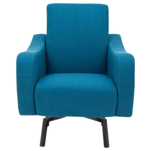 Delta Children Lux Swivel Chair Teal Glider Chairs