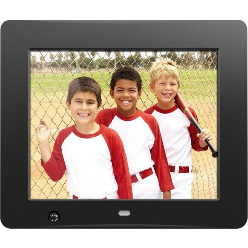 Aluratek 8 inch Digital Photo Frame with Motion Sensor and 4GB Built ...