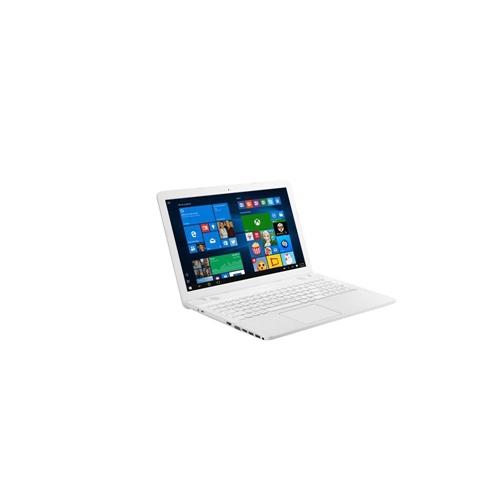 ASUS COMPUTERS WHITE NO TOUCH 15.6INCH HD (1366X768) INTEL DUAL-CORE CELERON N3350 4GB DDR3 (ON BOARD) INTEL HD 1TB (540