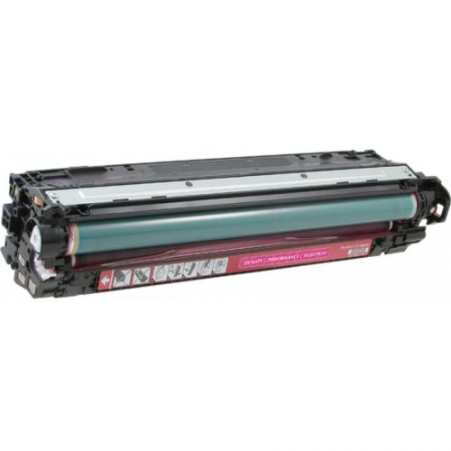 DataProducts remanufactured toner cartridge - Black - for use with: HP LaserJet