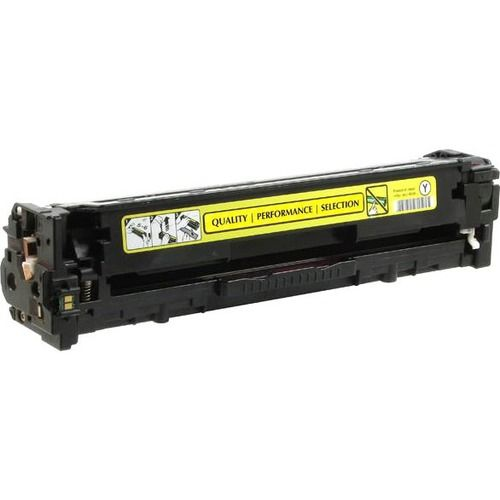 DataProducts remanufactured toner cartridge - Yellow - for use with: HP LaserJe