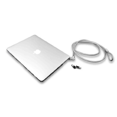 Maclocks MacBook air 11'' lock and security case bundle clear - the only viable