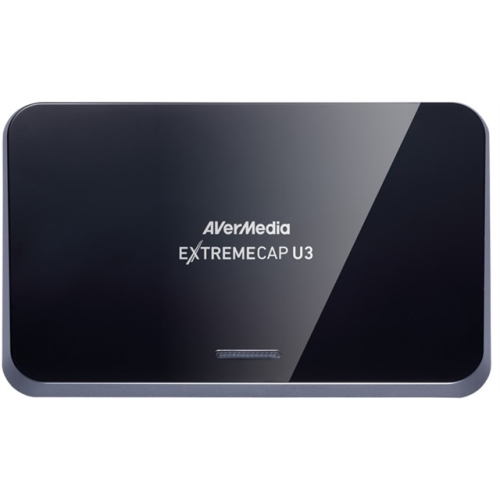 AVERMEDIA EXTREMECAP U3, FULL HD VIDEO CAPTURE CARD USB 3.0, HIGH DEFINITION 1080P 60FPS RECORDER, ULTRA LOW LATENCY, WI