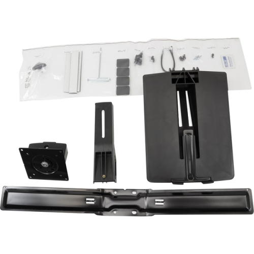 WorkFit-C Convert-to-LCD & Laptop Kit from Single HD Display