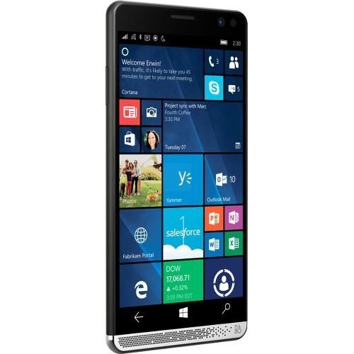 Hp Elite X3 Factory Unlocked Smartphone And Hp Elite X3 Desk Dock Bundle, Canadian English