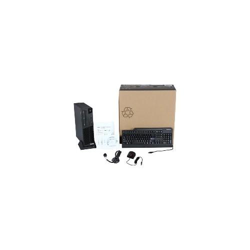 Lenovo M73 Core I5-4570 4G 250G DVDRW Windows 7 Professional SFF Brand new