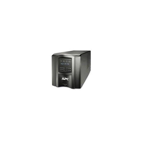 APC SMT750C 750 VA 500 WATTS 120V 6 OUTLETS PURE SINEWAVE SMART-UPS WITH SMARTCONNECT (REPLACES SMT750)