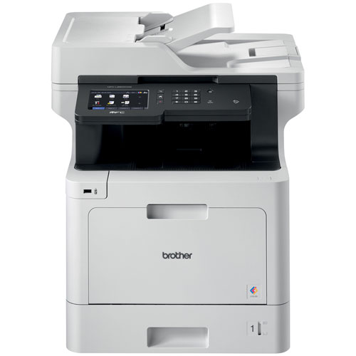 Brother Mfc L8900cdw Colour Wireless All In One Laser