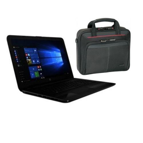 """HP 250 G5 + Targus 16"""" NB Carrying Case Bundle"""