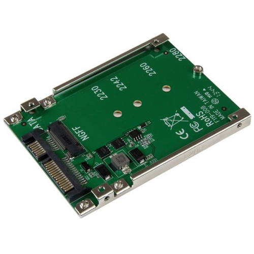 Startech M.2 NGFF SSD to 2.5 Inch SATA Adapter Converter (SAT32M225)
