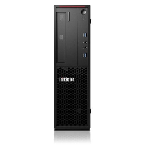 Lenovo ThinkStation P320 SFF PC (Intel Core i7-6700 / 1 TB HHD / 8 RAM / Intel HD 530 / Windows 7) - (30BK001DUS)