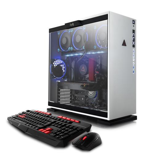 Cybertron PC TGVCLXRXH7A00WU (AMD Threadripper 1900X /3TB HDD/240GB SSD/8GB RAM/AMD Radeon VEGA 64 8/Windows 10 Home 64-Bit)