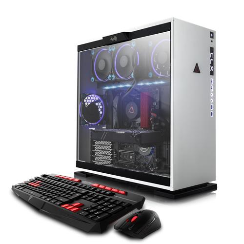 Cybertron PC TGVCLXGXH7A03WU - White (AMD Threadripper 1900X /3TB HDD/240GB SSD/8GB RAM/NVIDIA GTX 1080/Windows 10)
