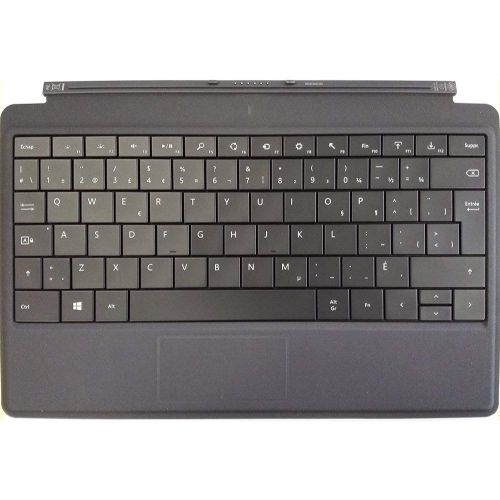 Microsoft Surface Type Cover 2 (Charcoal) Canadian English French Bilingual Keyboard Layout