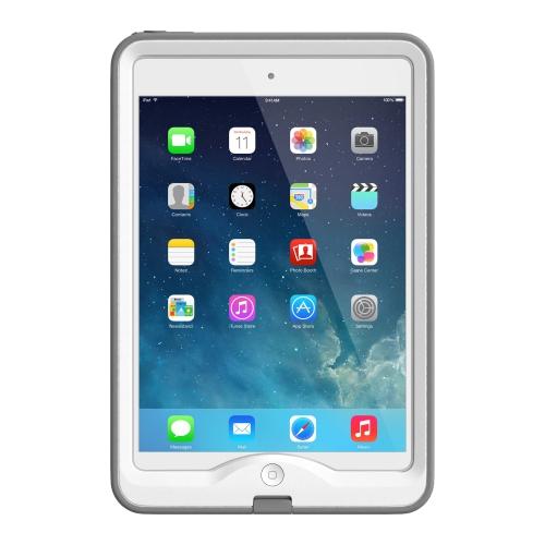LifeProof White/Grey Nuud Case for the iPad Mini w/Retina