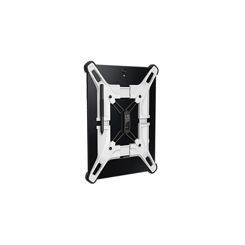 Universal UAG White 10inch Android Exoskeleton Tablet case