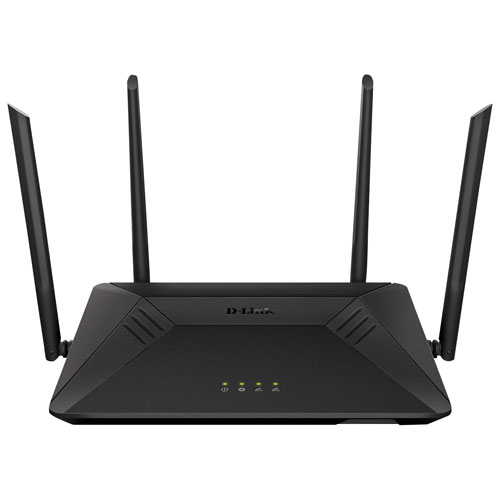 D-Link Wireless AC1750 Dual-Band Router (DIR-867) | Best Buy