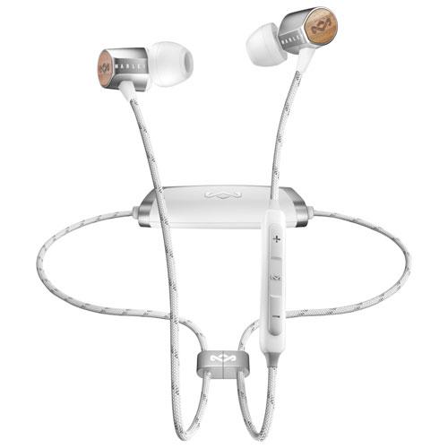 Écouteurs bouton Bluetooth Uplift 2 House of Marley - Argenté